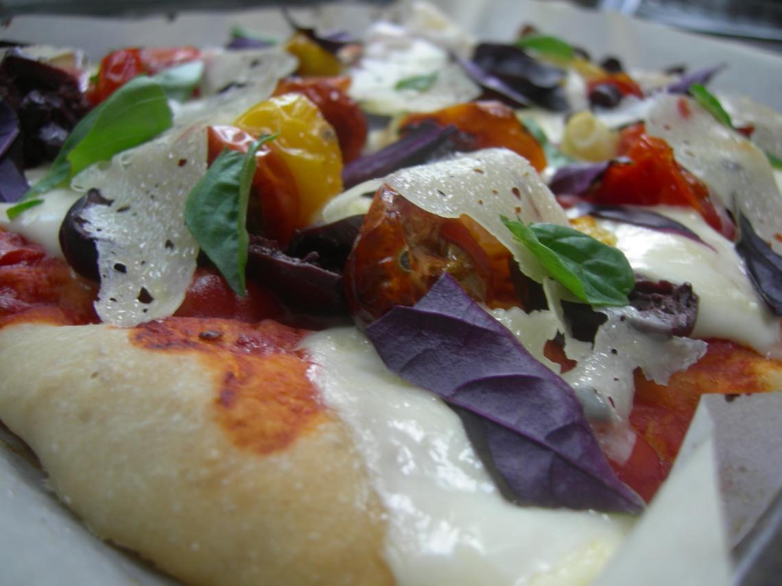 Sort of Margherita Pizza