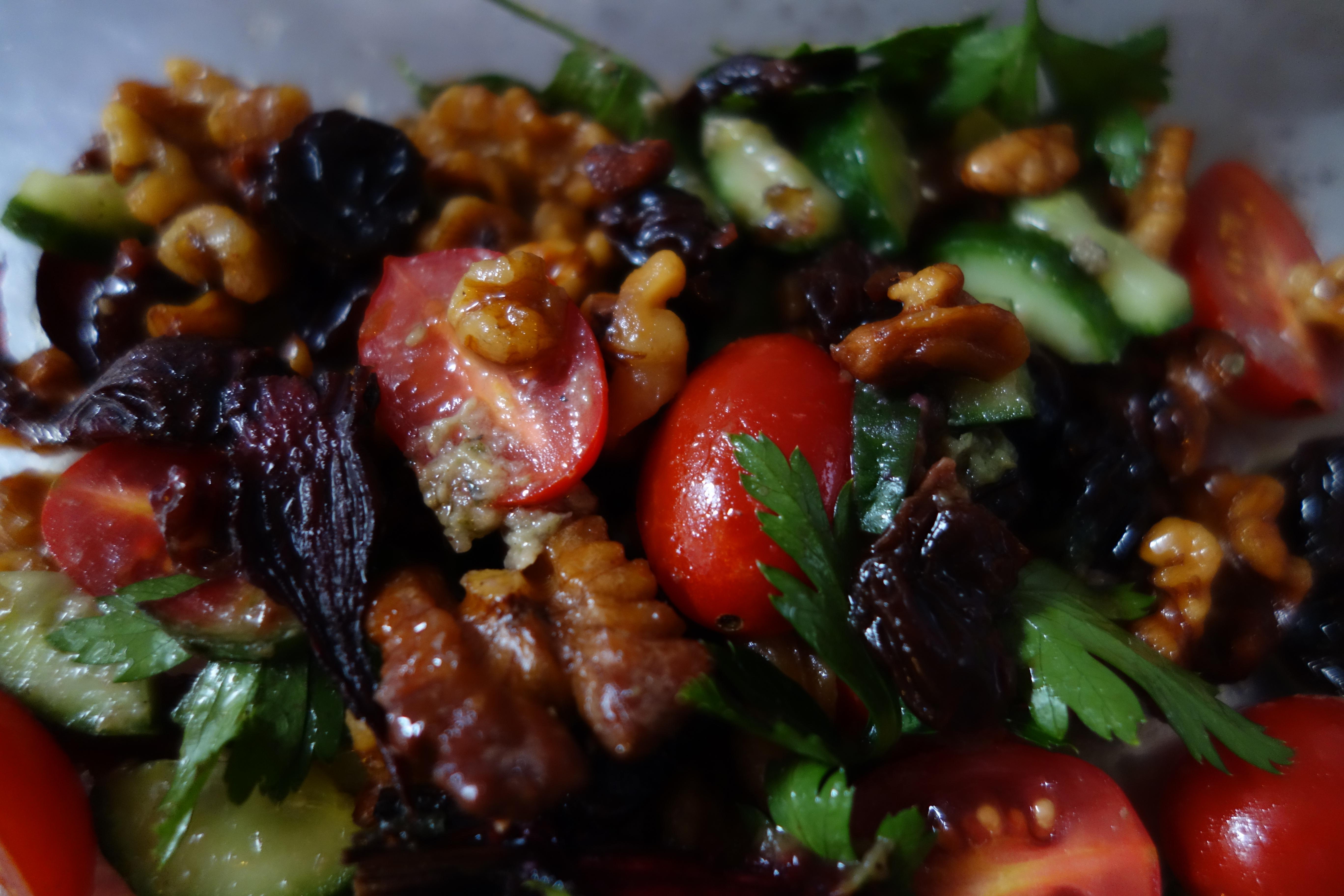 Roast Beetroot Salad