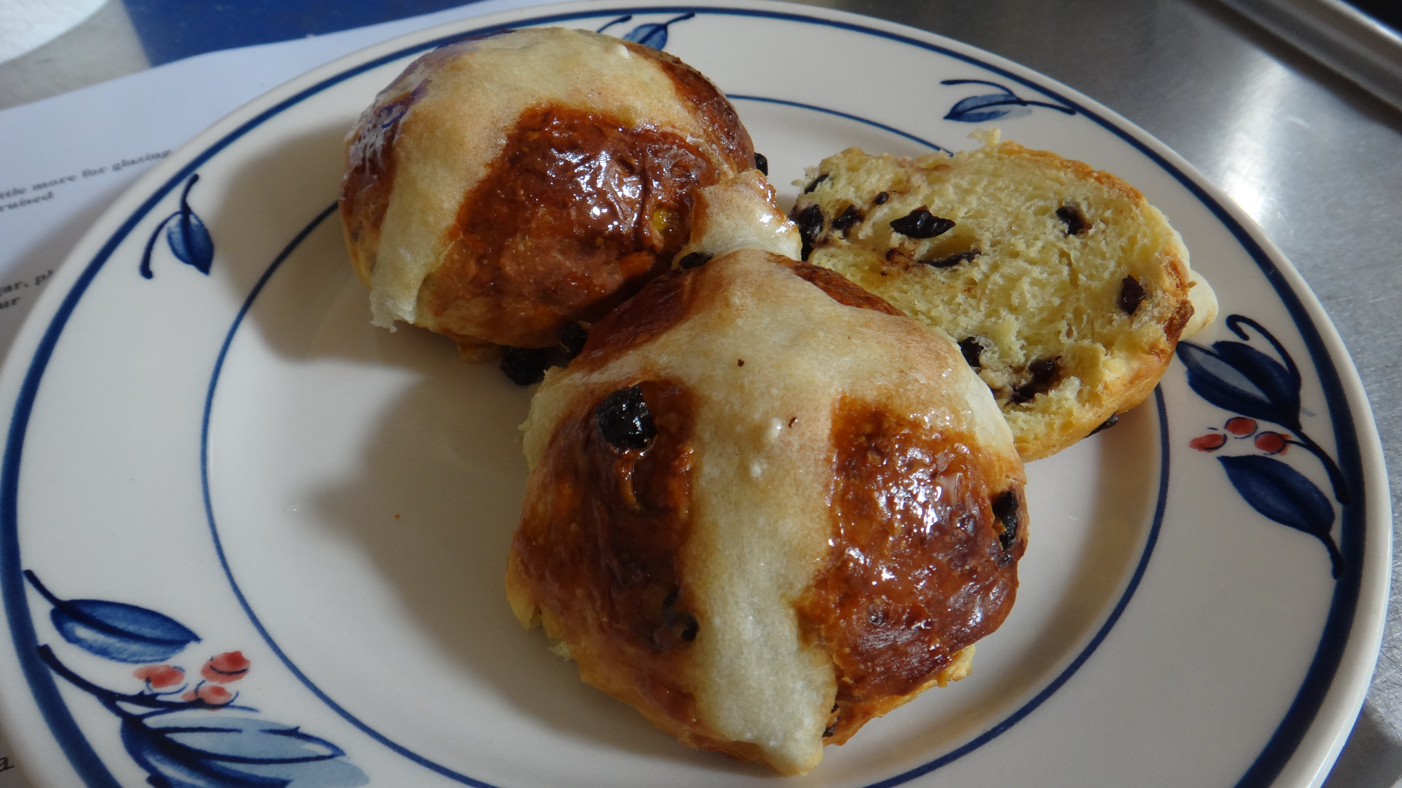 Perfect Hot Cross Buns