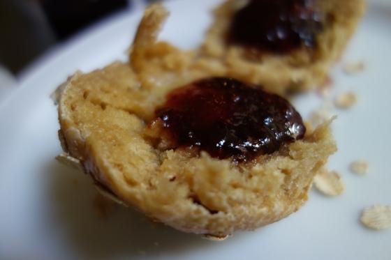Breakfast Bread with Jam